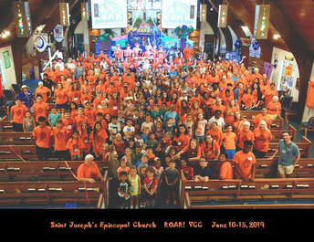Vacation Church Camp