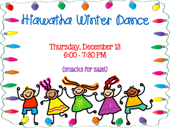 Hiawatha Winter Dance