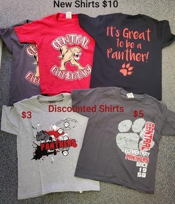 Spirit T-shirts!