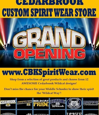 CBK Custom Spirit Wear Store