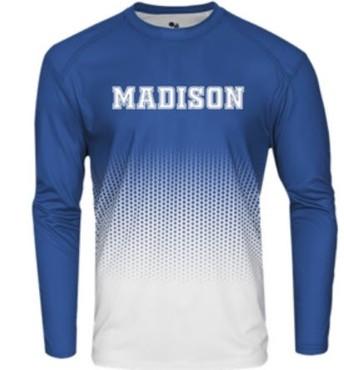 Madison Spirit Wear Is on the Way