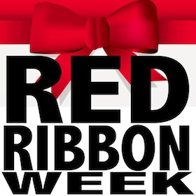 Red Ribbon Week - Oct. 29 - Nov. 2