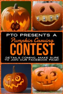 MV PTO is hosting our first ever 🎃Pumpkin Carving Contest🎃!!!