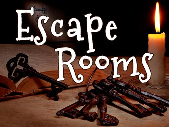 Escape Room - Saturday, 6/13 @ 9 PM