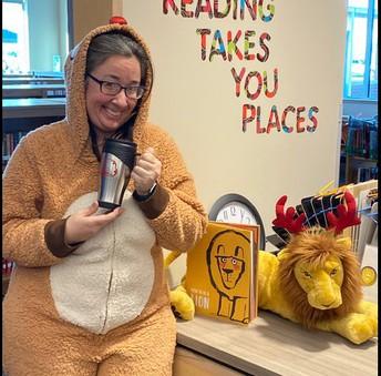 Katrina Simmons, Librarian @ Escondido