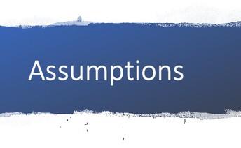 Enrollment Assumptions