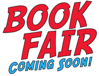 Save the Dates!  WCHE Spring Book Fair is Coming March 26 - 29!!!!
