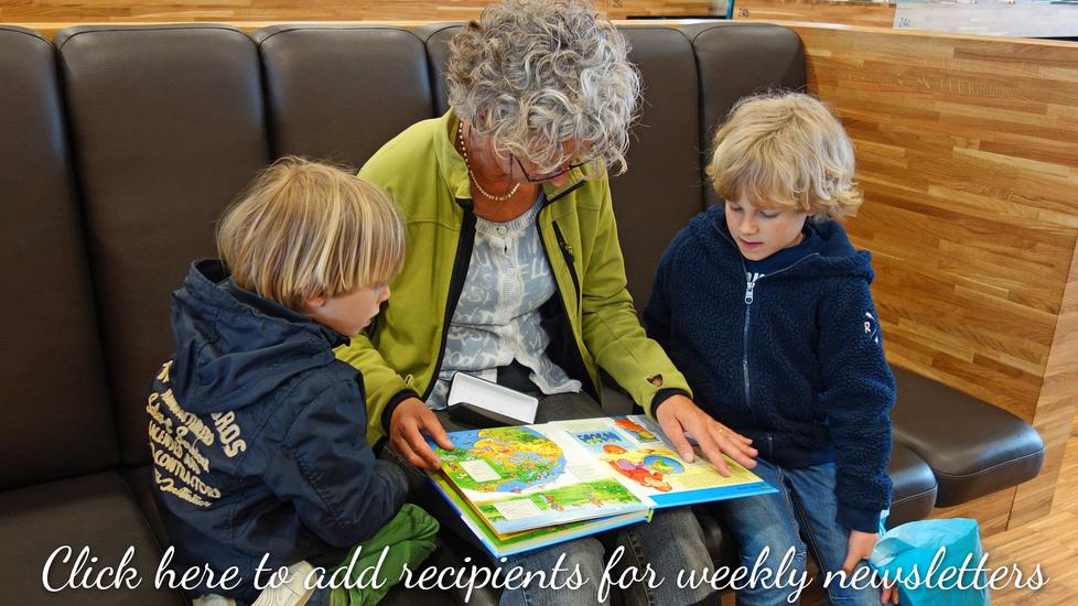 Click here to add new Montessori Matters recipients