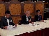 主席報告去年理事會會務情況