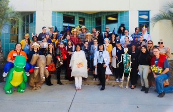 Happy Halloween from RMS Staff!