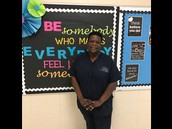 Ms. LaTonya McKinney-Support Staff