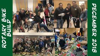 Annual Bike Build Event