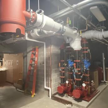 HVAC Construction Update