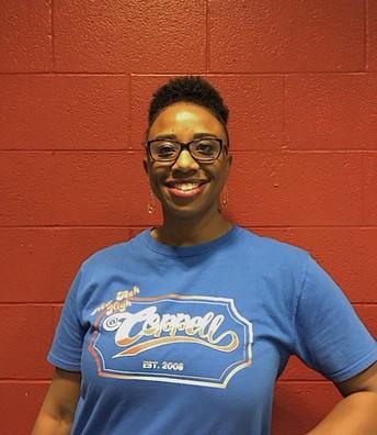 Facilitator of the Month- Ms. Jernigan!!!