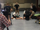 Mock Emergeny Medical Drill Featured on KSTP