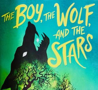 The Boy, The Wolf, and the Stars by Shivaun Plozza