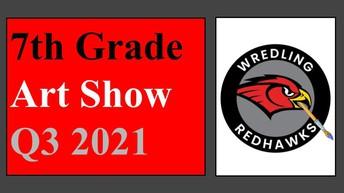 7th Grade Show