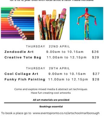 Art Holiday Programme