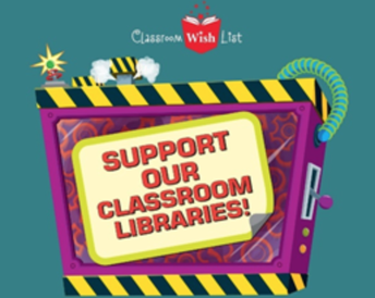 Build your Classroom Library!