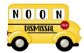 Friday is a 12:30 p.m. Dismissal Day