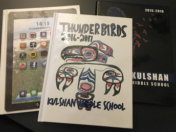 Kulshan Yearbook Club