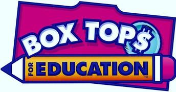 Box Tops Deadline - March 1