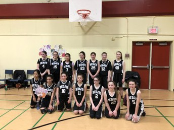 Grade 7 Girls Basketball