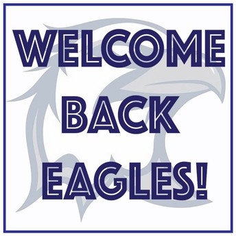 Welcome Back Eagles!