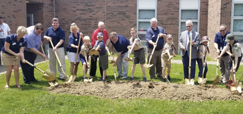 Clough Pike Elementary Groundbreaking