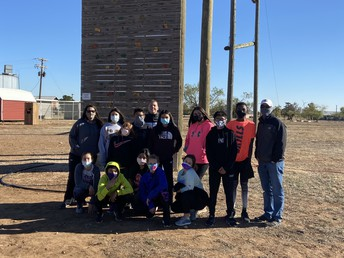 8th Grade FCS Field Trip Ropes Course