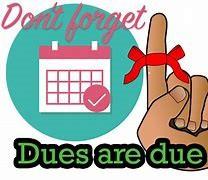 HOA Dues - May 1st