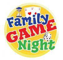 Noche de juegos familiares