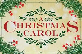 Escuela secundaria Wenatchee Choir Actuación radial en vivo de A Christmas Carol