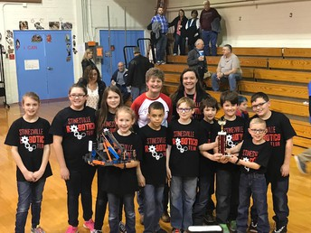 SES Wins TEAMWORK CHALLENGE Trophy