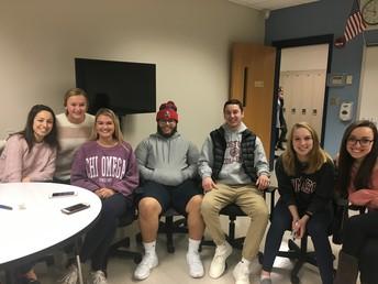 Class of 2018 Alumni Visit