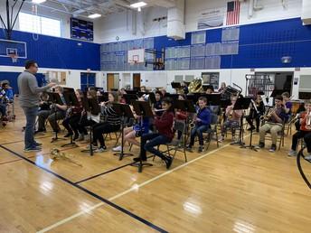 The Millburn Symphonic Band