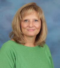 Becky Templeton, 1st grade teacher