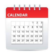 Important Upcoming Events - Mark your Calendars!