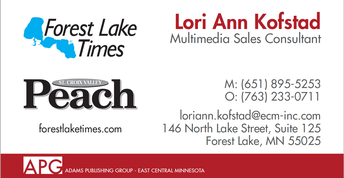 Forest Lake Times