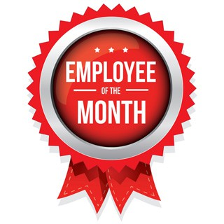 Staff Member of the Month
