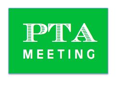 PTA Meetings