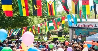 UGA Virtual International Street Festival