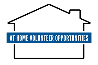 **NEW**  United Way at-home volunteer opportunities