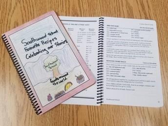 Southwood School Cookbook - $10