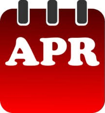 April Calendar at a Glance