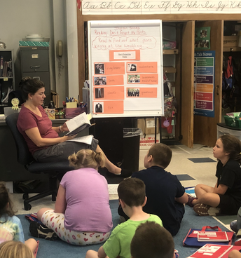 Launching Literacy
