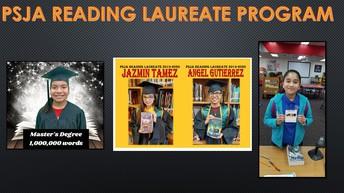 PSJA Reading Laureate Program