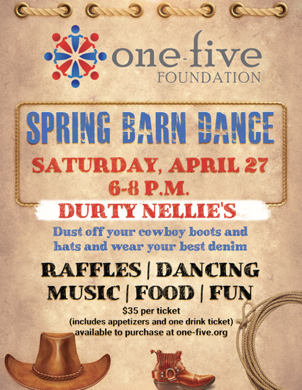 Spring Barn Dance Tickets