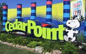 Cedar Point - First payment due- Friday, May 12th