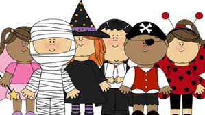 Happy and Safe Halloween To our SV Families!